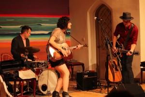 Carrie Rodriguez und ihre Band