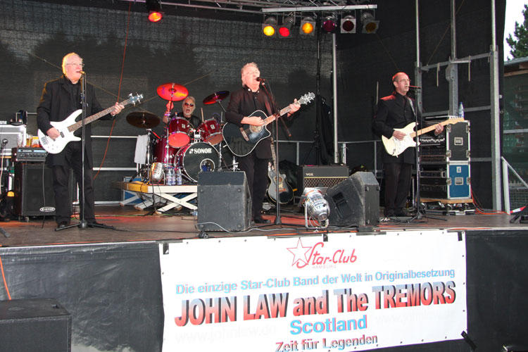 John Law And The Tremors