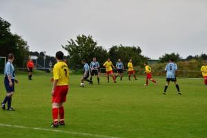 Pokalspiel gegen Schwabstedt