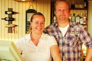 Sabine Grote-Graf  und Torsten Bergmann