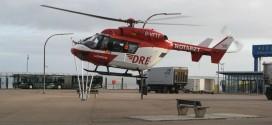 Niebüller Hubschrauber 123-mal alarmiert…