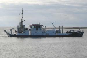 """Hydroinjektionsspezialschiff MS """"Jan"""""""