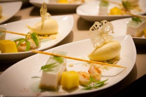 Muskelkater der Geschmacksnerven auch beim Dessert...