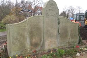 Ehrenmal der Amrumer Opfer der Weltkriege