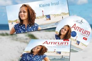 Image-Flyer und Amrum CD