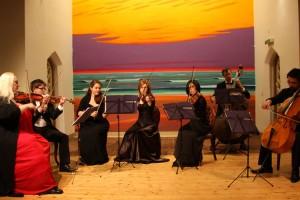 Überzeugende Vorstellung - die Musikerinnen und Musiker der Kammerphilharmonie Köln