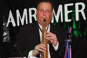 Überzeugte auf seinem Instrument... Frank Timpe