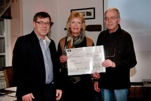 Volker Langfeld, Marianne Martinen und Klaus Hahnke