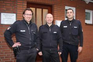 Ralf Klein, Ingo Reyher, Gerrit Uhlmann