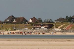 Parteiübergreifendes Thema... das Strandservice-Gebäude