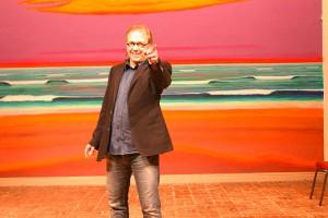 Kabarettist Robert Griess