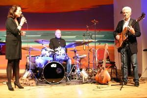 Peter Horton mit seinem Symphonic Trio