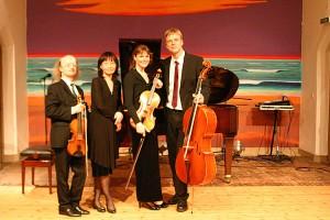 Ian Mardon und die Hamburg Chamber Player