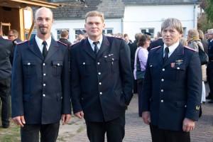 Oliver Ziegler, Gerd Arfsten, Jan Erich Hinrichsen