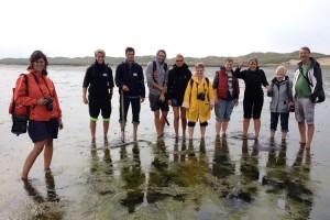 ...das UNESCO Weltnaturerbe Wattenmeer hautnah erleben