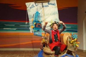 """Kinderprogramm """"Mary L. von Cook – eine Seequatschgeschichte"""""""