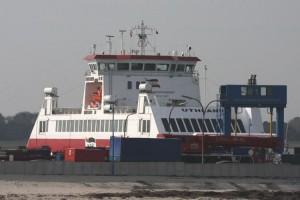"""Die Neubauten """"Uthlande"""" und """"Schleswig-Holstein"""" sind dafür technisch bereits ausgerüstet..."""