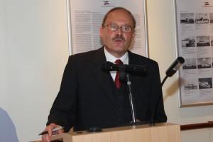 Georg Volta, Vorstandsmitglied der Föhr-Amrumer Bank
