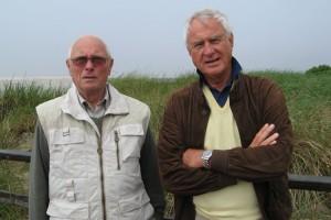 Volkert Lucke und Peter Schumann