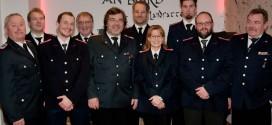 Alle geehrten und beförderten Feuerwehrkameraden/innen