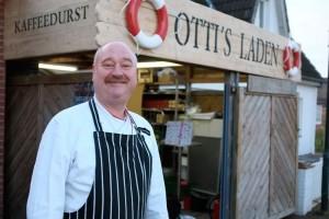 """""""Otti"""" für seinen neuen Laden..."""