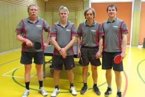 Die Mannschaft des TSV