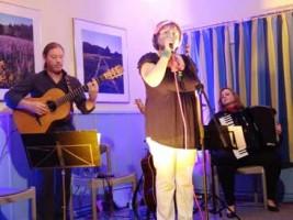 Paris la nuit  - Steve Pfeffer, Ina Karian und Steffi Perl  (2)