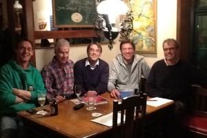 Der Vorstand des TSV