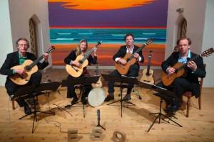 Das Elbe-Saiten Quartett