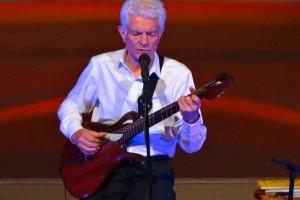 Peter Horton auf der Bühne...