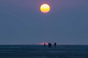 Immer inspirierend.. Sonnenuntergänge auf der Insel