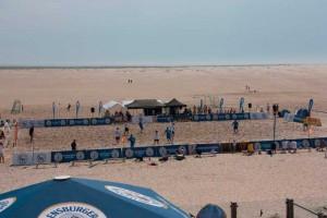 Beste Bedingungen am Wittdüner Strand