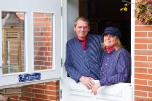Himmlische Gewinner der Herzen: Hinrich Friedrichs und Birgit Koch