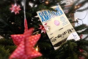 Kann auch unter Ihrem Weihnachtsbaum liegen...