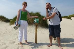 Gäste aus Bayern sie begrüßen die Orientierungshilfe im Notfall