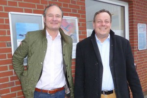 Jochen Gemeinhardt und Frank Timpe