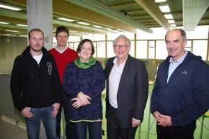 Christian Stemmer/Bauamt, Ulrike Leupold/Planung, Architekt Jens Uwe Pörksen, Baukontrolle Architekt Peter Heck-Schau