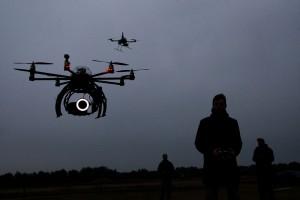 Die Luftüberwachung wird seitens der Insel geregelt...