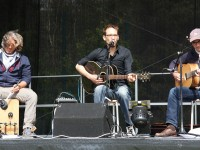 Thank you for the music: Oliver, Sebastien und Wolfgang