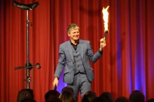 Spiel mit dem Feuer... Jens Ohle