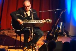 Der Mann an der Gitarre