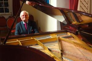 Ausnahmepianist Justus Frantz...