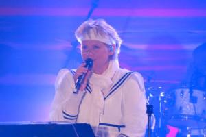 Gitte Henning auf Amrum