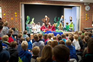 Theater in der Aula