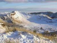 Winter auf Amrum