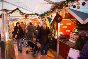 Weihnachtsmarkt am Seeblick...