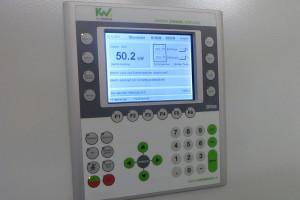 50 KW elektrische Leistung leistet das BHKW