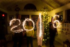 Alles Gute wünscht das Amrum-News Team zum Jahreswechsel...