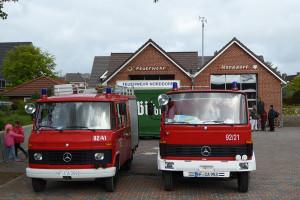 Feuerwehrfahrzeuge werden 2016 erneuert - auch in Norddorf