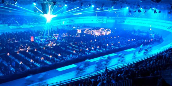 Amrum präsentierte sich beim 105. Berliner Sechstagerennen im Velodrom…
